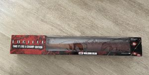 Walking dead Lucille bat toy collectible for Sale in Gilbert, AZ