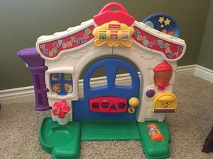 Fischer Price Laugh and Learn Playhouse for Sale in Clovis, CA