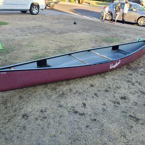 16' Adirondack tandem canoe for Sale in Phoenix, AZ