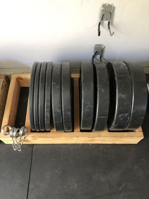 Rogue HG 2.0 Bumper Plates for Sale in San Diego, CA