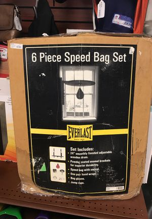 Boxing speed bag for Sale in Mesa, AZ