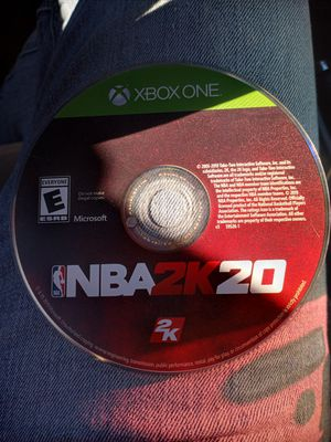 Nba2k20 for Sale in Moore, SC
