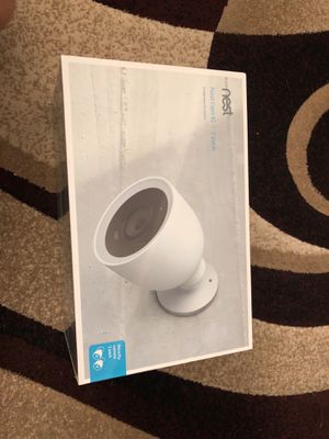 Nest Cam IQ outdoor camera two pack for Sale in Sunnyvale, CA