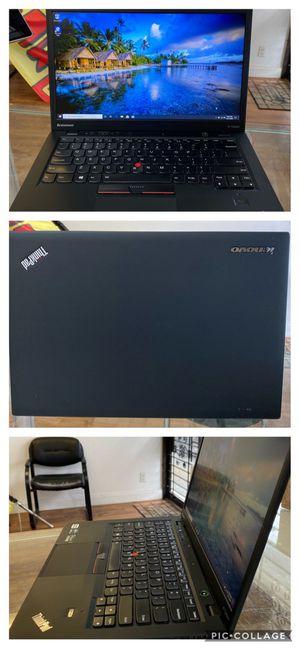 "Lenovo ThinkPad Ultrabook X1 Carbon 14"" HD+ laptop. i7 vPro, 8gb RAM, 240gb SSD, backlit keyboard for Sale in Fort Lauderdale, FL"
