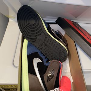 Jordan 1 Bio Hack Size 9 Tried On Inside The House But Never Touch The Concrete for Sale in Indianapolis, IN