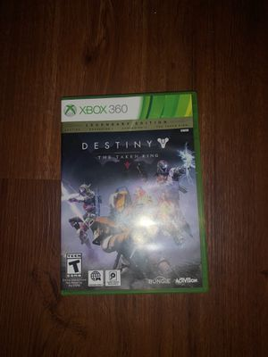 Destiny/The Taken King(Limited Edition) for Sale in Long Beach, CA