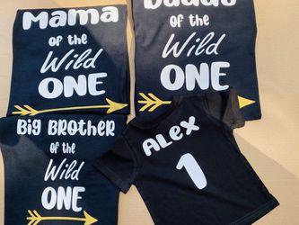 Custom shirts for Sale in Prattville,  AL