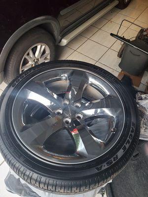"Dodge wheels 20"" for Sale in Lawrenceville, GA"