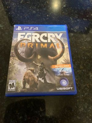 Ps4 farcry primal for Sale in Baldwin Park, CA