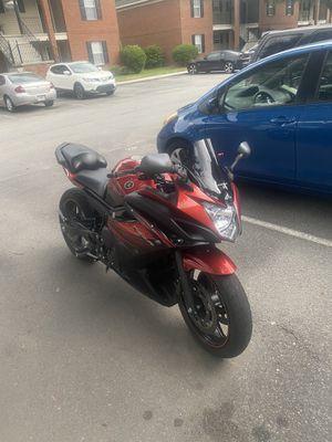 2011 Yamaha FZ6R for Sale in Vernonburg, GA