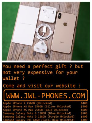 !TRY IT OUT ! BEST SMARTPHONES IN TOWN^&* for Sale in Chicago, IL