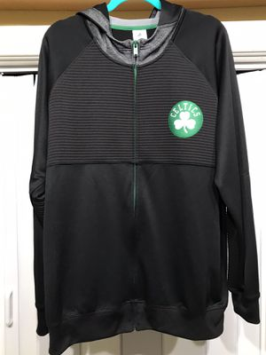 NBA: Boston Celtic Adidas Hoodie for Sale in Redding, CA