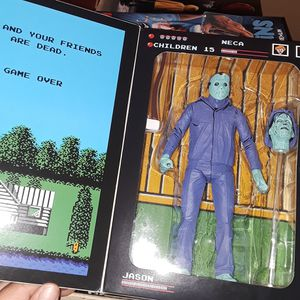 Toy figure jason for Sale in Los Angeles, CA