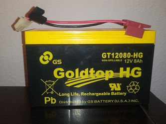 Rechargeable Back Up Battery for Sale in Garland,  TX