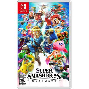 Super Smash Bros Ultimate for Nintendo Switch for Sale in Los Angeles, CA