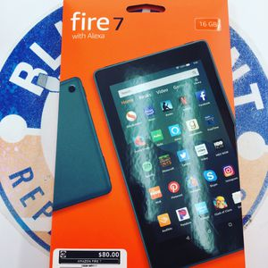 Amazon Fire 7 tablet 16GB for Sale in Los Angeles, CA