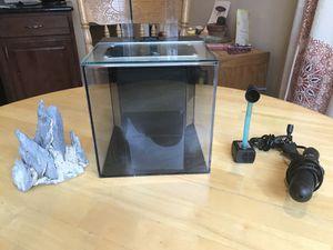 Betta Ecoqube Aquarium for Sale in Denver, CO