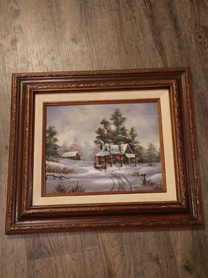 Van Bell painting- reduced!! for Sale in Stevensville, PA