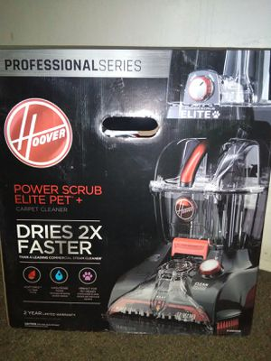 Carpet Cleaning Machine Pet Plus with Attachment BRAND NEW IN BOX $219.00 regular price for Sale in Escondido, CA