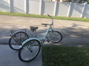 Schwinn three wheel adult bike for Sale in Port St. Lucie, FL