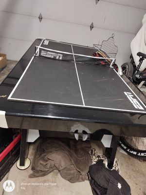 ESPN Air Hockey plus Table Tennis for Sale in Fremont, CA