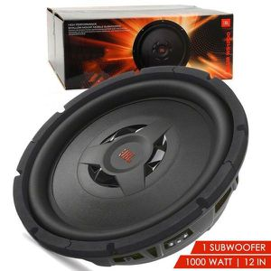 High Performance Car Subwoofer Sound System Bocina De Carro JBL CLUB WS1200 for Sale in Doral, FL