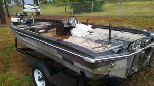 Titled pro craft 17 ft boat $1700 for Sale in Haines City, FL