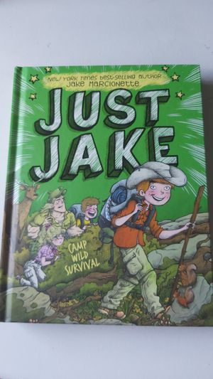 Book: Just Jake for Sale in Lawrence, MA