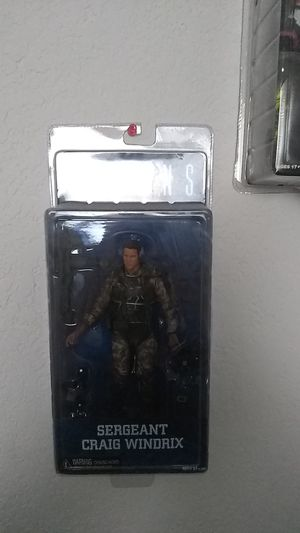 Aliens(sergeant Craig windrix) action figure for Sale in Antioch, CA