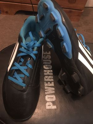 Adidas Cleats Size5 for Sale in Irving, TX