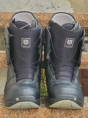 Burton Snowboots for Man size 13 for Sale in Alhambra, CA