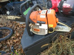 Stihl 036 chain saw for Sale in Plainville, MA