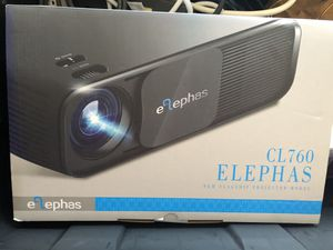 Home Theater Projector Set for Sale in Dallas, TX