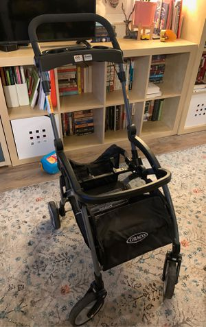 Graco click connect stroller base for Sale in Tualatin, OR
