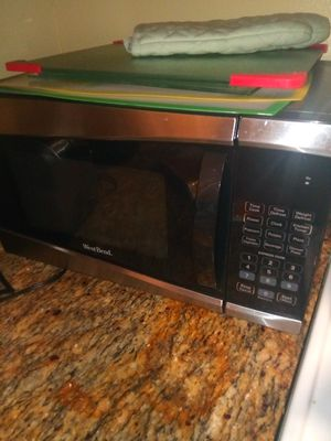Microwave oven for Sale in San Diego, CA