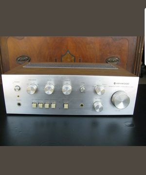 Vintage Kenwood amplifier KA-1400G for Sale in Macomb, MI