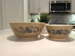 Pyrex by Corning mixing bowls for Sale in Virginia Beach, VA