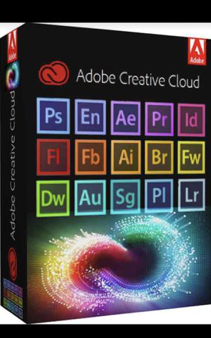 Adobe Master Collection CC 2019 for Sale in Beverly Hills, CA