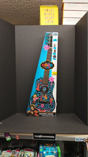 Disney Pixar Coco Acoustic Guitar for Sale in Fort Lauderdale, FL