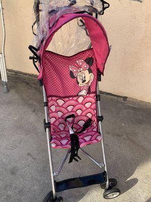 Minnie umbrella stroller for Sale in Tujunga, CA