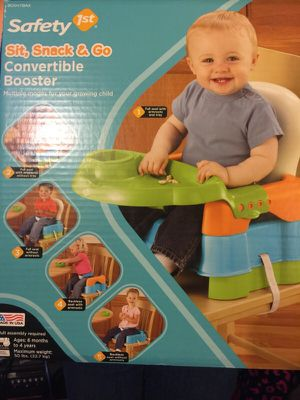 Convertible booster seat for Sale in Brooklyn, NY