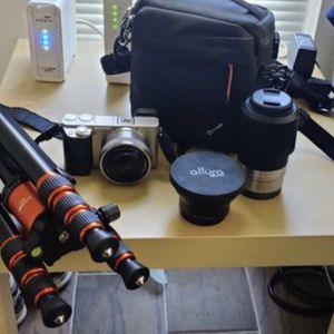 Sony A600 Bundle for Sale in Sunnyvale, CA