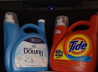 Extra Large Tide And Downy for Sale in Glendora,  CA