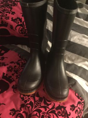 Rubber boots for Sale in San Diego, CA