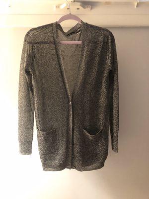 Shimmer cardigan for Sale in Torrington, CT
