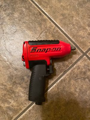 Snap-on impact wrench for Sale in Dallas, TX