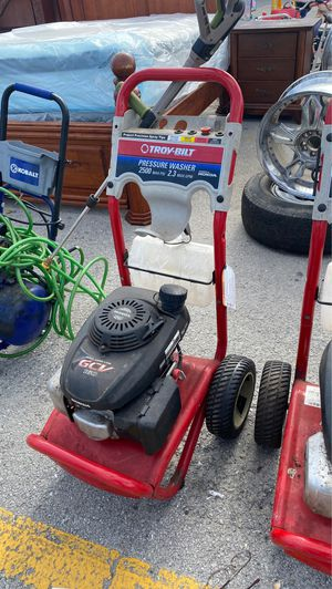 Pressure washer for Sale in Pembroke Pines, FL