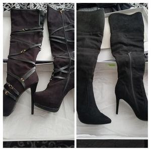 Knee high boots for Sale in Wichita Falls, TX
