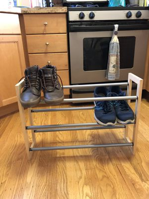 Shoe rack for Sale in San Francisco, CA