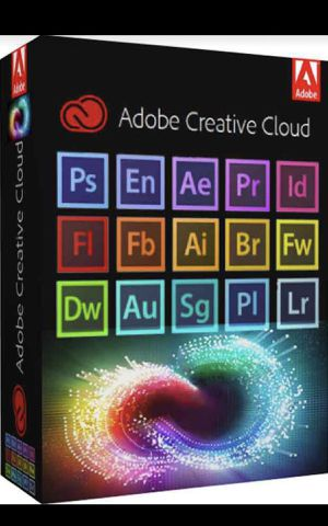 Adobe Master Collection CC 2019 for Sale in Los Angeles, CA